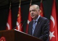 Эрдоган прокомментировал масштабные пожары в Турции