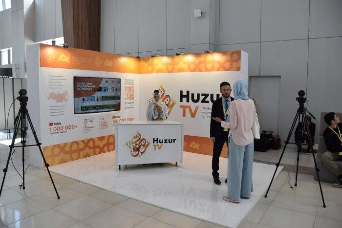 Медиахолдинг «Хузур» на KazanSummit-2021: в режиме нон-стоп (Видео)