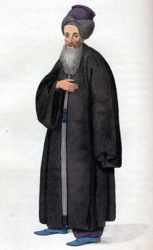 Раввин в Османской империи (Фото: wikipedia.org).