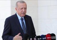 Эрдоган рассказал о расследовании причин пожаров в Турции