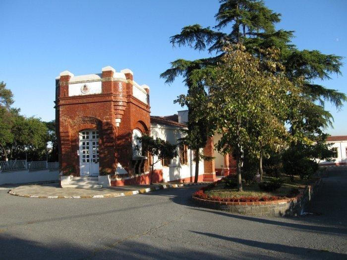 Фарфоровый завод Йылдыз (Фото: wikipedia.org).