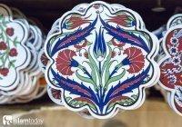 Porcellana: история возникновения турецкого фарфора