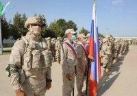 Россия провела военные маневры на афганской границе