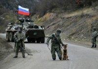 Карабах поддержал постоянное присутствие российских войск