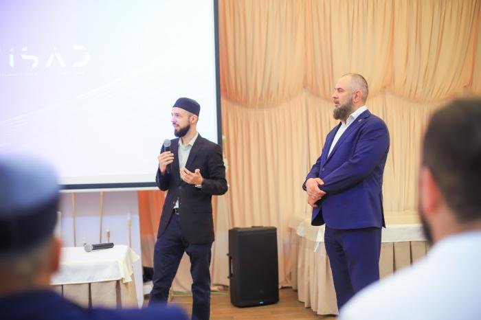 Ансар Валиулла, директор Российского центра исламской экономики и финансов (Фото: Алмаз Шамсиев).