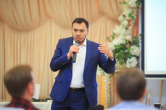 Эксперт по исламским финансам Казимхан Тураев (Фото: Алмаз Шамсиев).