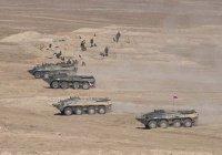 Россия, Таджикистан и Узбекистан начали учения у границ Афганистана