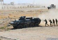 Спецназ России уничтожил условных террористов на границе с Афганистаном