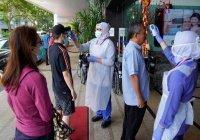 В Малайзии – рекордное число заболевших коронавирусом