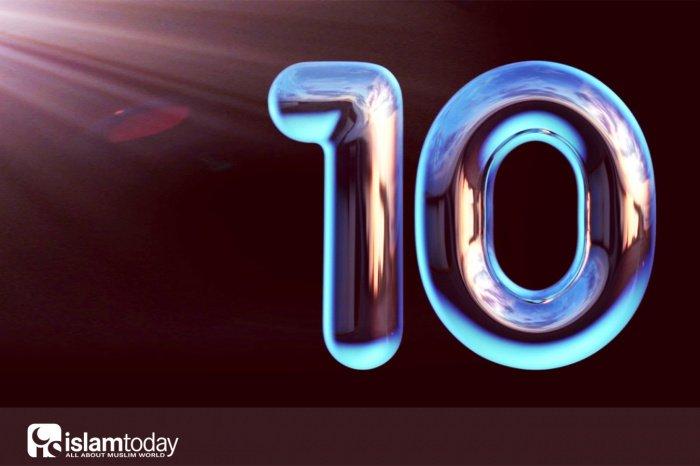 Десять пророков, которых Всевышний облагодетельствовал десятью милостями в десятый день Мухаррама (Фото: zonatigra.ru).