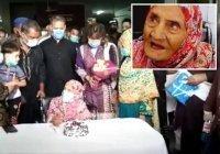 106-летняя жительница Пакистана вылечилась от коронавируса