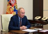 Путин оценил ситуацию в Персидском заливе