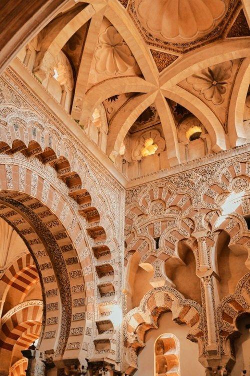 Мечеть Кордовы и сегодня по праву считается шедевром исламского искусства в Европе (Фото: sacredfootsteps.org).