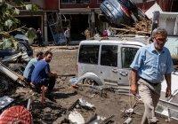 До 64 возросло число жертв наводнений в Турции