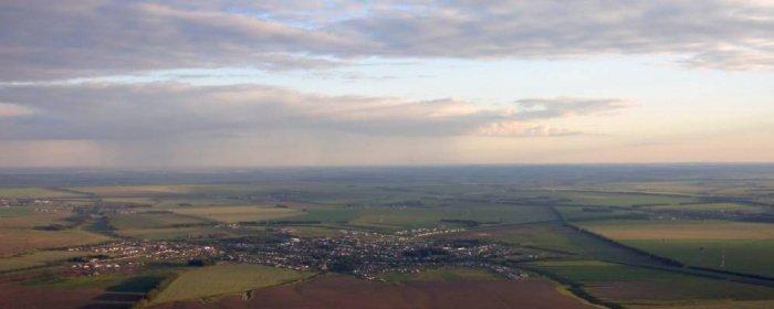 Деревня Верхняя Ура (Фото: komandirovka.ru).