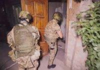 Опубликовано видео задержания участников «Хизб ут-Тахрир» в Крыму