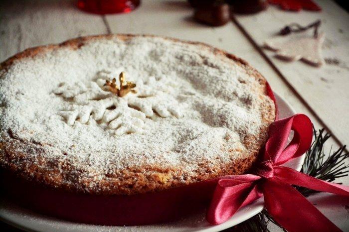 Греческий рождественский пирог (Фото: fountravel.ru).