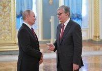 Путин и Токаев примут участие в форуме межрегионального сотрудничества России и Казахстана