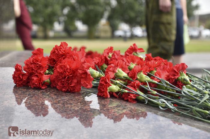 Татарин, водрузивший знамя Победы над Рейхстагом