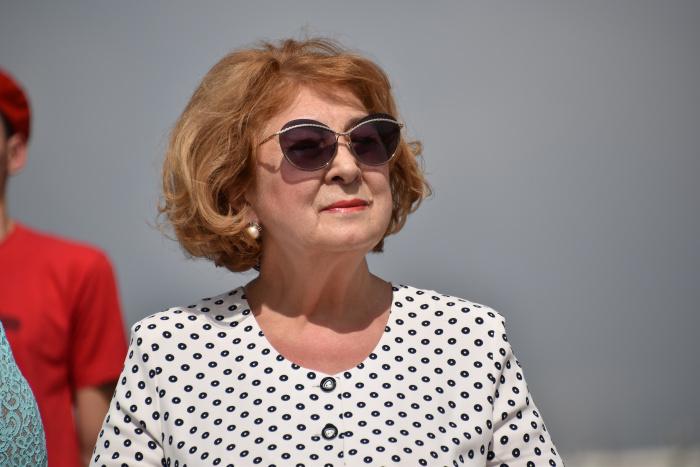 Председатель Общественной палаты РТ Зиля Валеева