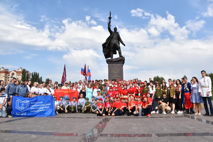 В акции приняли участие представители различных организаций.