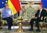 Путин: Германия – один из основных партнеров для России