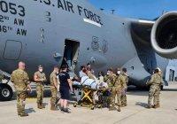 Бежавшая из Афганистана женщина родила прямо на борту самолета
