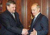 Путин оценил вклад Ахмата Кадырова в развитие Северного Кавказа