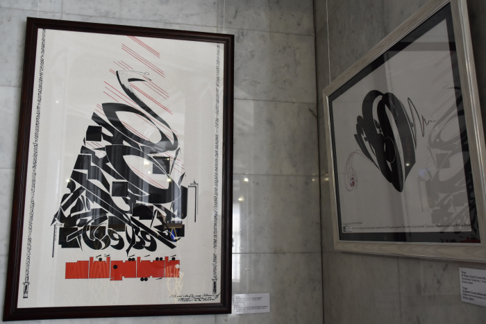 Древнее искусство каллиграфии глазами татарского мастера