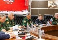 Шойгу: Россия настроена на развитие военного сотрудничества с Саудовской Аравией
