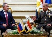 Шойгу: Египет является стратегическим партнером России в Африке