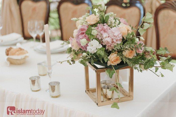 Большинство алимов считают свадебное угощение мустахабом (Фото: elements.envato.com).