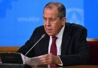 Лавров: Россия не хочет видеть военных США в Центральной Азии