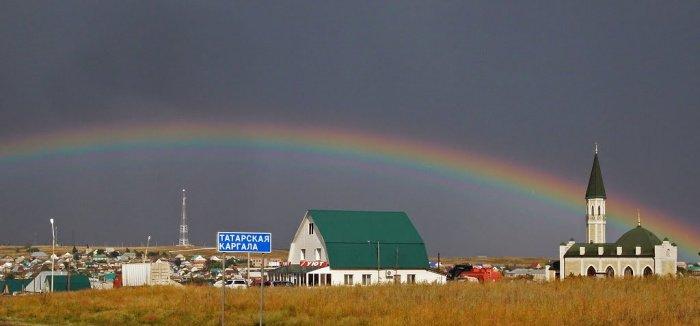 Татарская Каргала в наши дни (Фото: mapio.net).