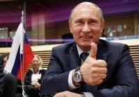 Сирийская девочка получила подарки и письмо от Владимира Путина