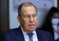 Лавров поздравил нового главу МИД Ирана с утверждением на посту
