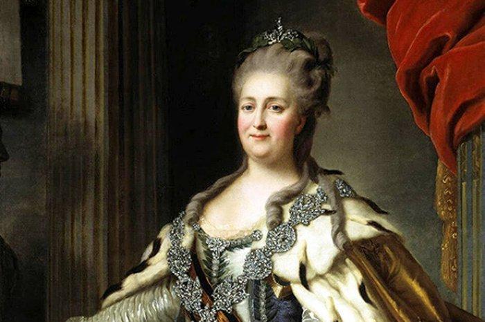 Екатерина II (Фото: historyrussia.org).