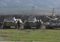 Россия провела военные учения в Таджикистане