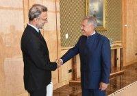 Минниханов встретился с главой турецкой компании «Интерсити»