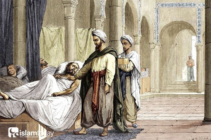 Ислам дал толчок развитию медицины (Фото: zen.yandex.ru).