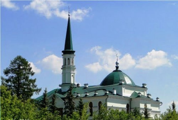 Первая соборная мечеть Уфы (Фото: islamrb.ru).