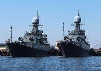 Россия, Азербайджан, Иран и Казахстан проведут военно-морские учения