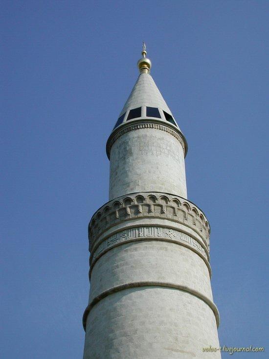 Состояние Соборной мечети в 2001г. Фото 4