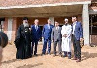 Муфтий РТ посетил строящееся молитвенное помещение в хосписе им. Анжелы Вавиловой