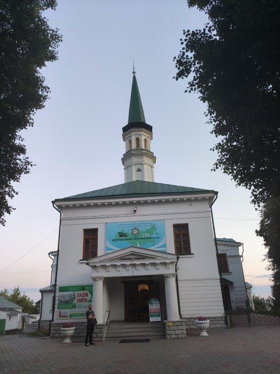 Первая соборная мечеть Уфы, 2020 год. Фото автора статьи