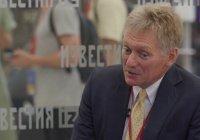 В Кремле озвучили вероятность проведения встречи Путина и Зеленского