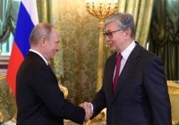 Путин рассказал о сотрудничестве России и Казахстана в цифровой сфере
