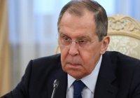 Лавров назвал условие участия РФ в инаугурации нового правительства в Афганистане