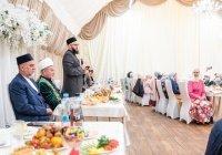 Муфтий РТ принял участие в мероприятии в честь Альмиры Адиатуллиной