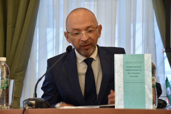 Азат Гафуров, руководитель отдела мониторинга конфессиональных ситуаций ФАДН.